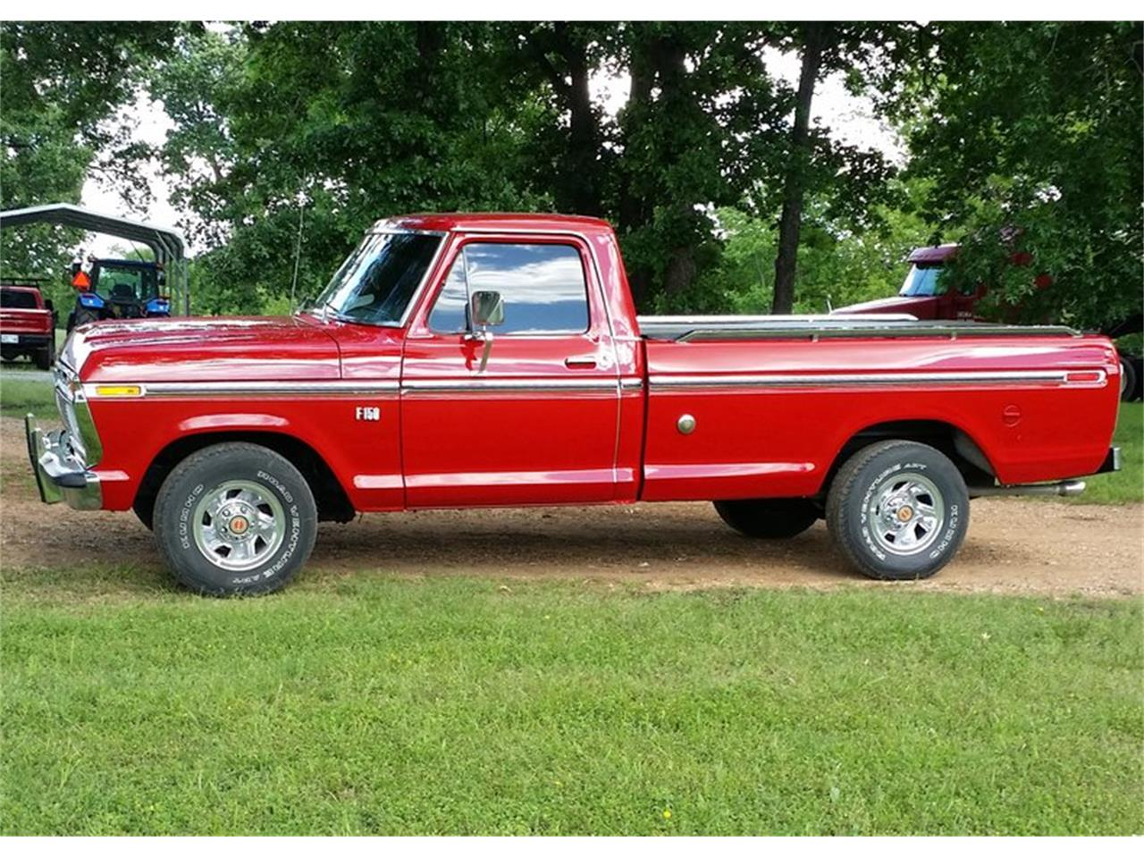 Large Picture of '76 F150 Offered by Leake Auction Company - Q1T5