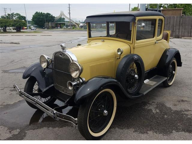 Picture of '29 Model A - Q1TC