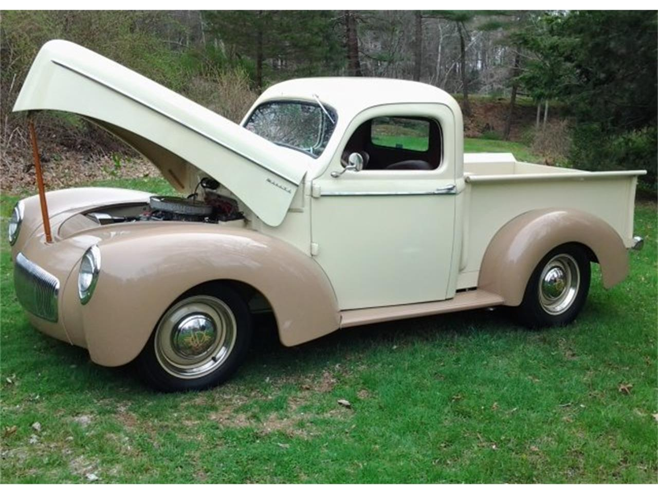 Large Picture of Classic '42 Willys Pickup - $43,900.00 - PY27