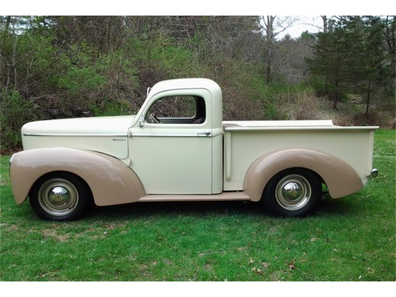 Large Picture of '42 Pickup located in Massachusetts Offered by CARuso Classic Cars - PY27