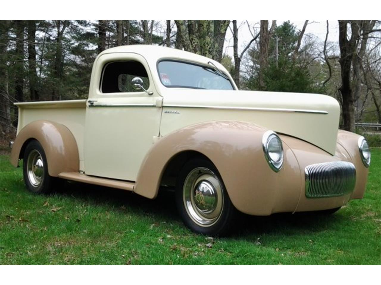 Large Picture of Classic 1942 Pickup - $43,900.00 Offered by CARuso Classic Cars - PY27