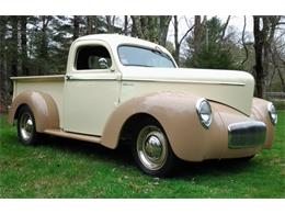 Picture of '42 Willys Pickup - $43,900.00 Offered by CARuso Classic Cars - PY27