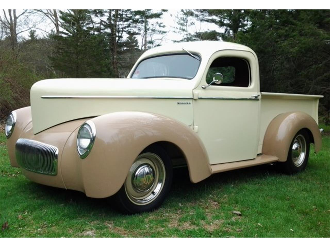 Large Picture of '42 Willys Pickup - $43,900.00 Offered by CARuso Classic Cars - PY27