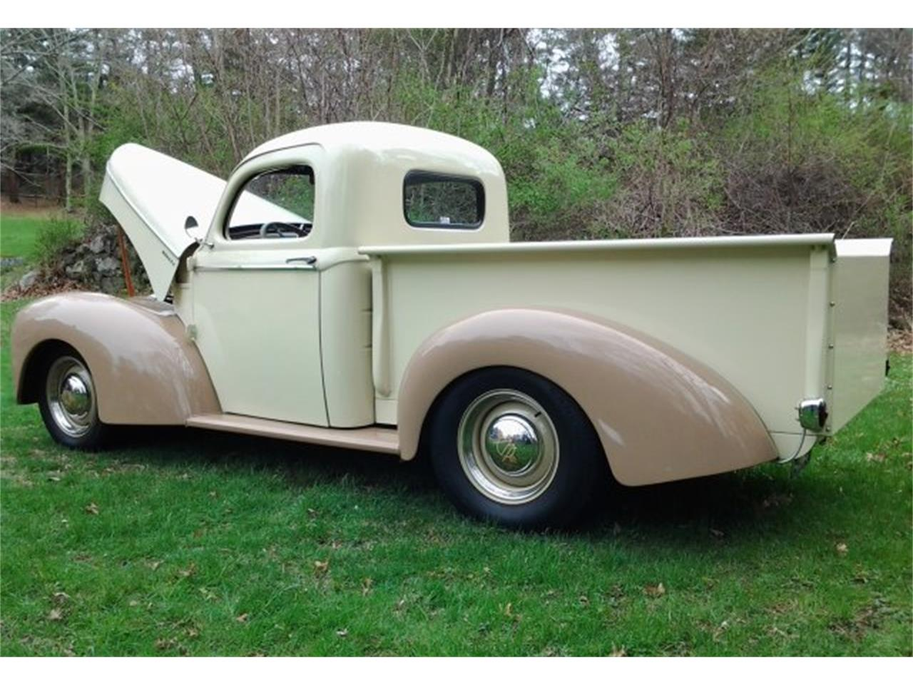 Large Picture of '42 Pickup located in Hanover Massachusetts Offered by CARuso Classic Cars - PY27