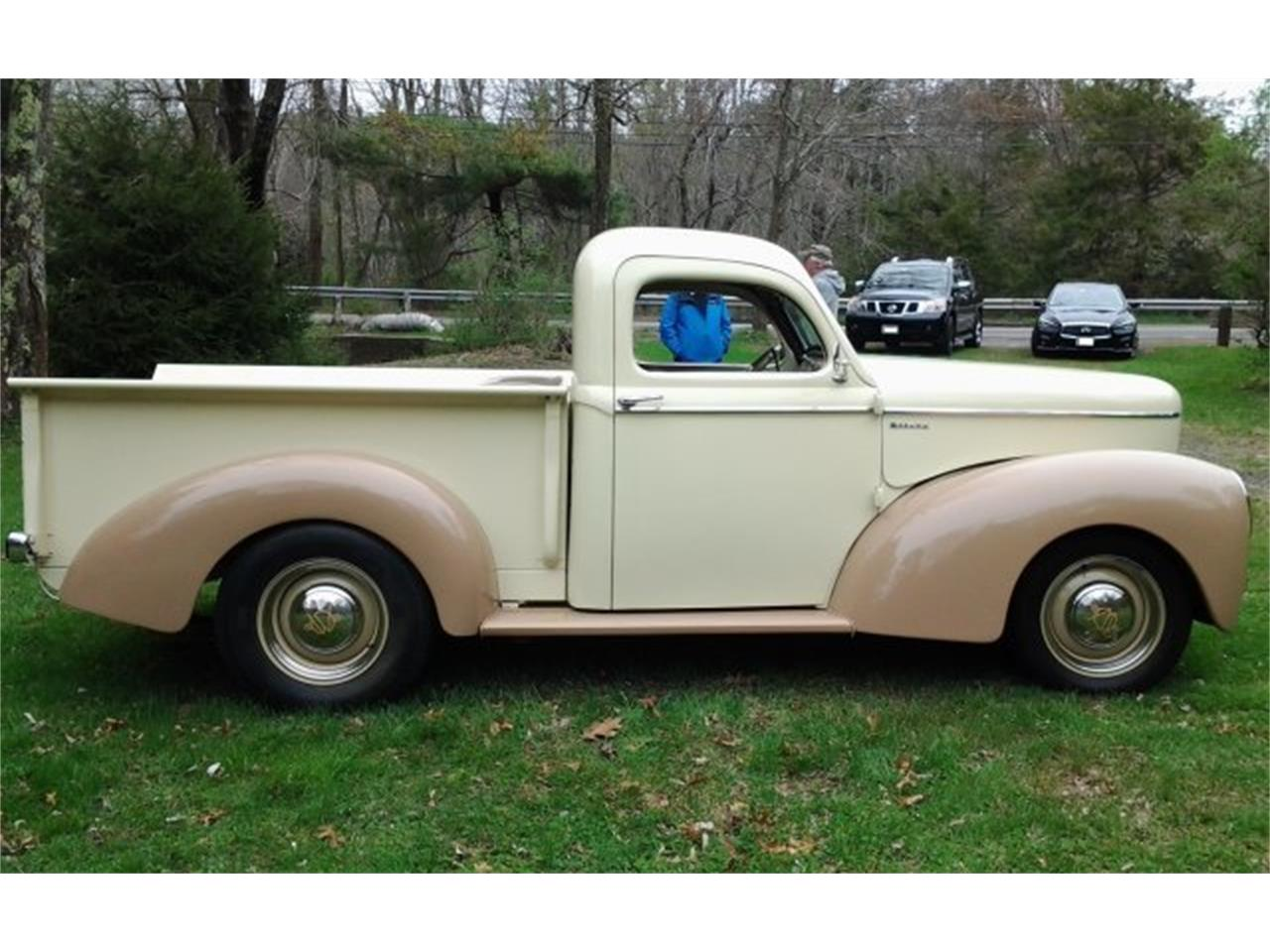Large Picture of 1942 Pickup located in Massachusetts Offered by CARuso Classic Cars - PY27
