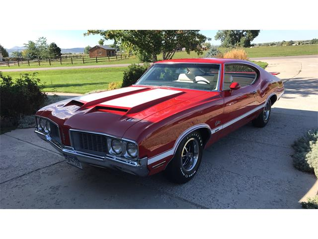 Picture of '70 Oldsmobile Cutlass - $31,000.00 Offered by a Private Seller - Q1TZ