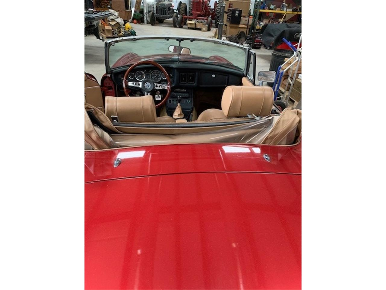 Large Picture of 1975 MG MGB located in Lebanon Tennessee - Q1U3