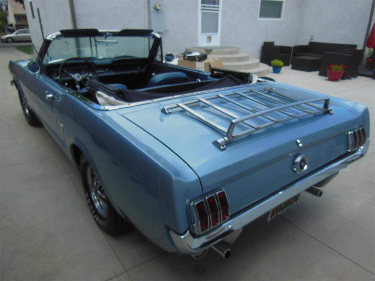 Large Picture of 1965 Ford Mustang located in west hills California - $29,900.00 Offered by a Private Seller - Q1U8