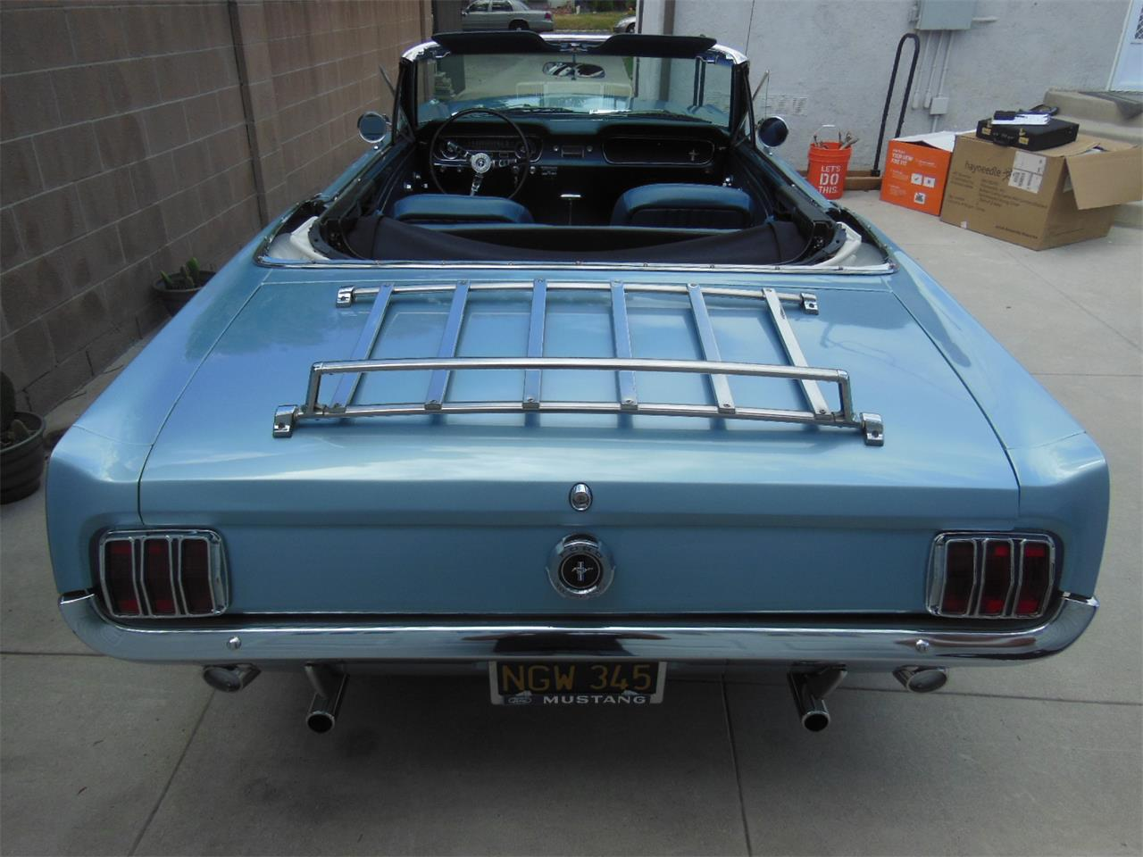 Large Picture of '65 Mustang located in west hills California - $29,900.00 Offered by a Private Seller - Q1U8