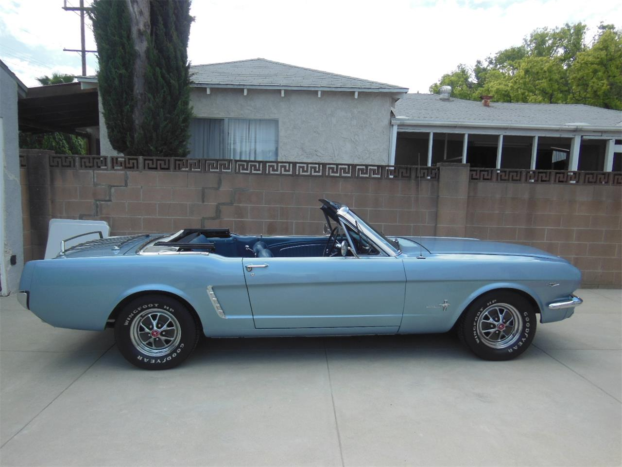 Large Picture of Classic '65 Ford Mustang located in west hills California Offered by a Private Seller - Q1U8