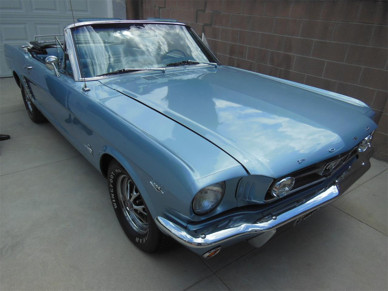 Large Picture of 1965 Ford Mustang located in California - $29,900.00 - Q1U8