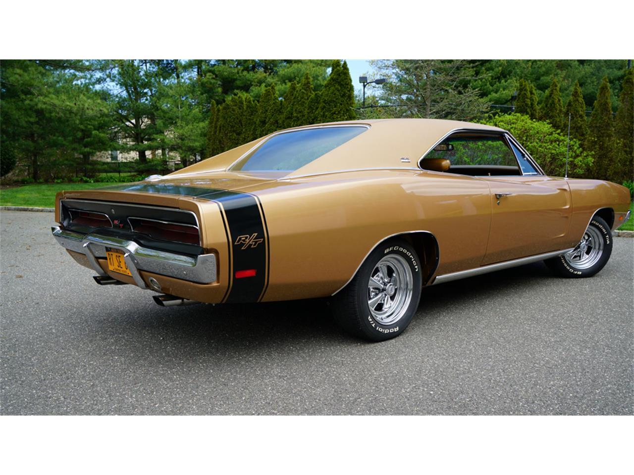 Large Picture of '69 Dodge Charger R/T Offered by Fiore Motor Classics - Q1UM
