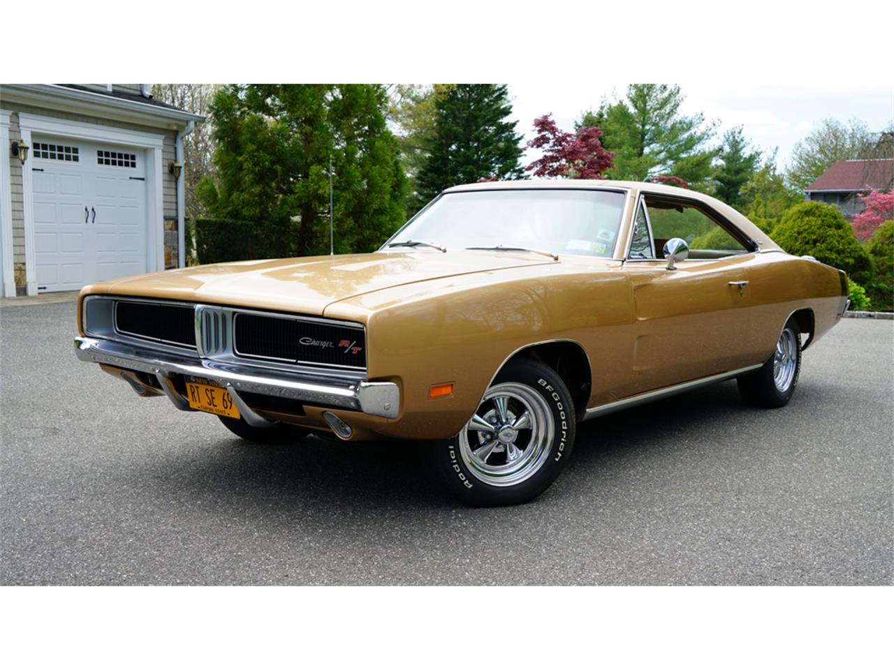 Large Picture of Classic '69 Charger R/T - $83,900.00 - Q1UM