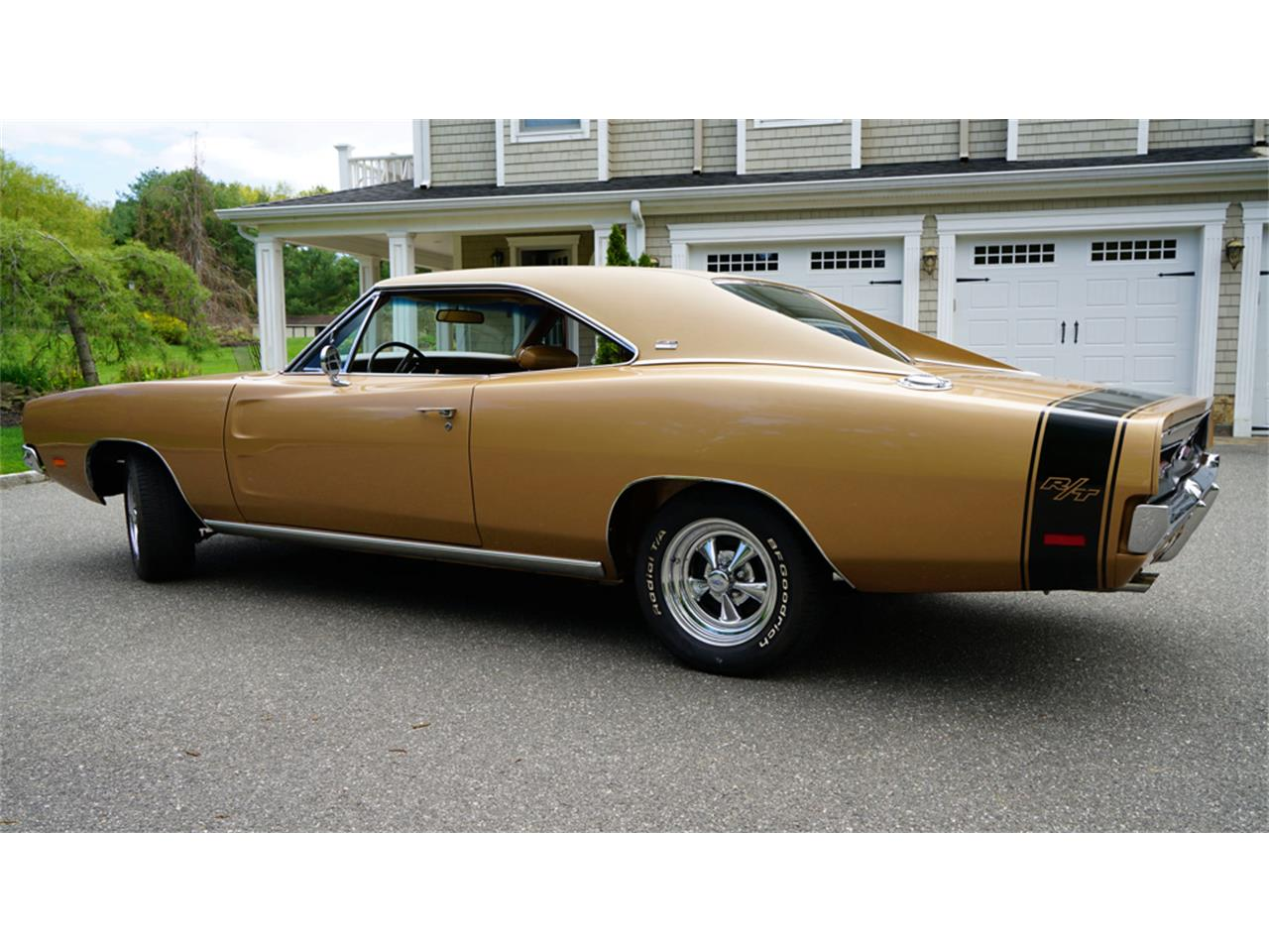 Large Picture of 1969 Charger R/T located in New York Offered by Fiore Motor Classics - Q1UM