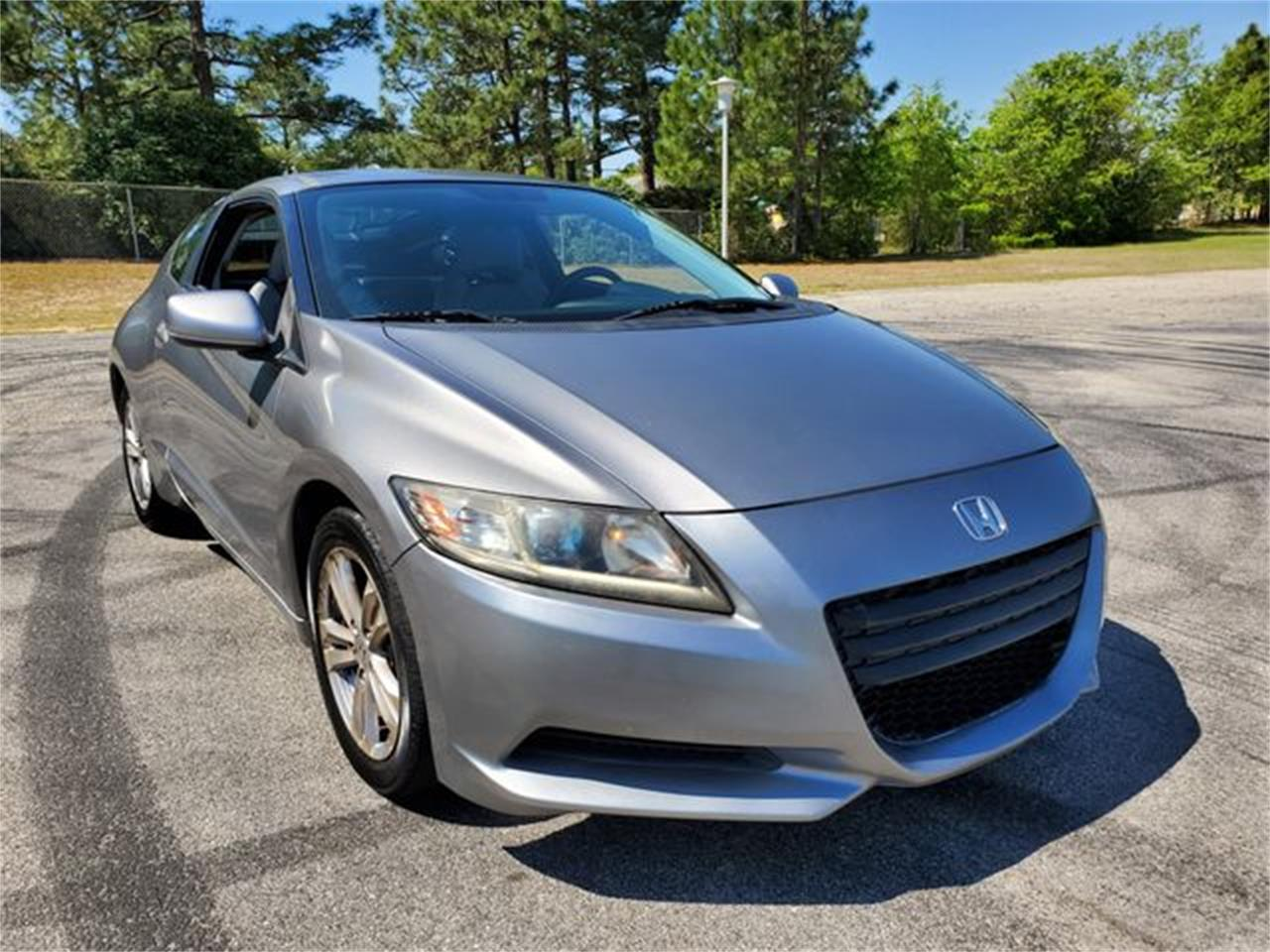 Large Picture of '11 CR-Z - PY2B
