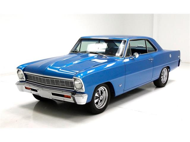 Picture of Classic 1966 Chevrolet Nova located in Morgantown Pennsylvania - Q1V3