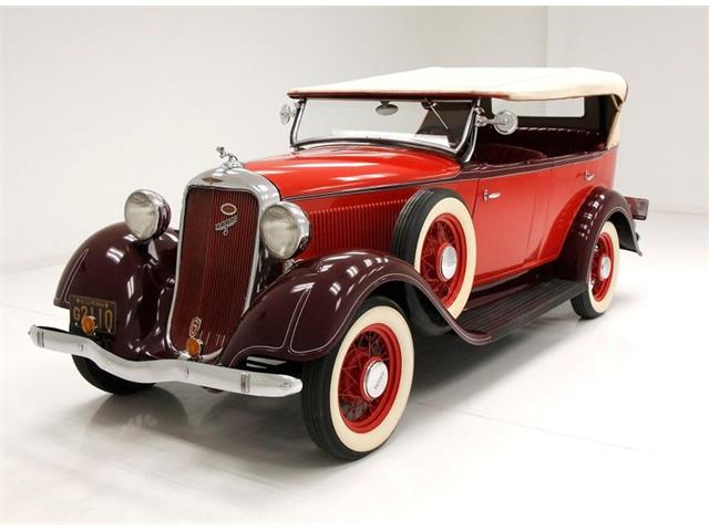 Picture of 1933 Phaeton located in Morgantown Pennsylvania - $37,000.00 Offered by  - Q1V5