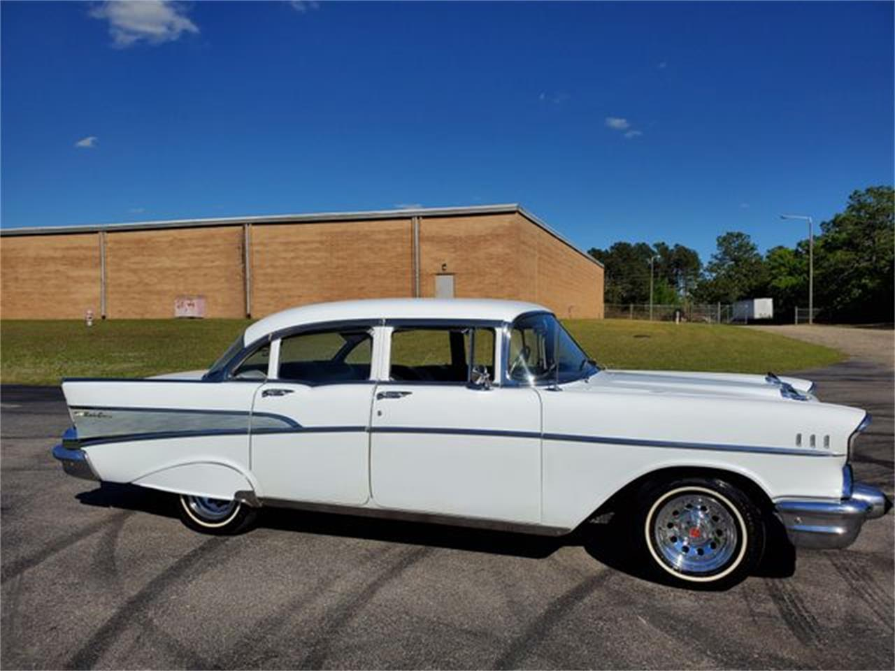 Large Picture of '57 Bel Air - PY2D