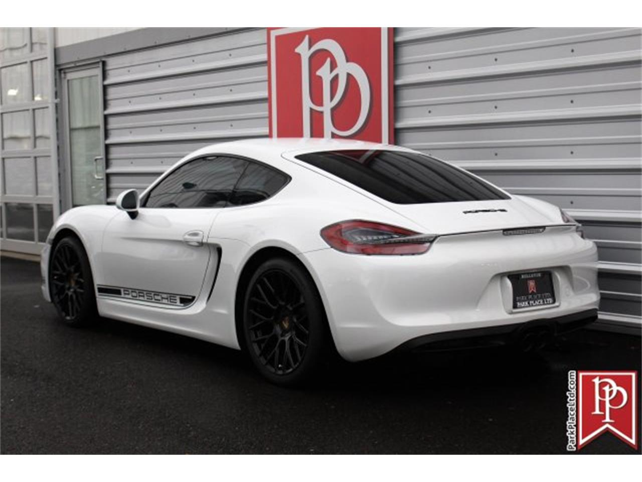 Large Picture of 2014 Porsche Cayman located in Washington - $42,950.00 - Q1WF