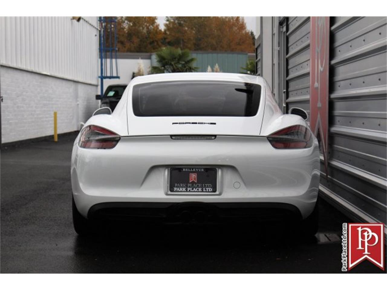 Large Picture of '14 Cayman - $42,950.00 Offered by Park Place Ltd - Q1WF