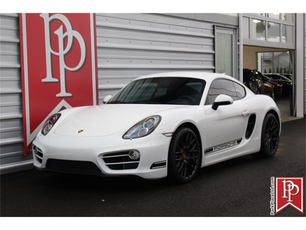 Large Picture of '14 Porsche Cayman located in Bellevue Washington - $42,950.00 Offered by Park Place Ltd - Q1WF
