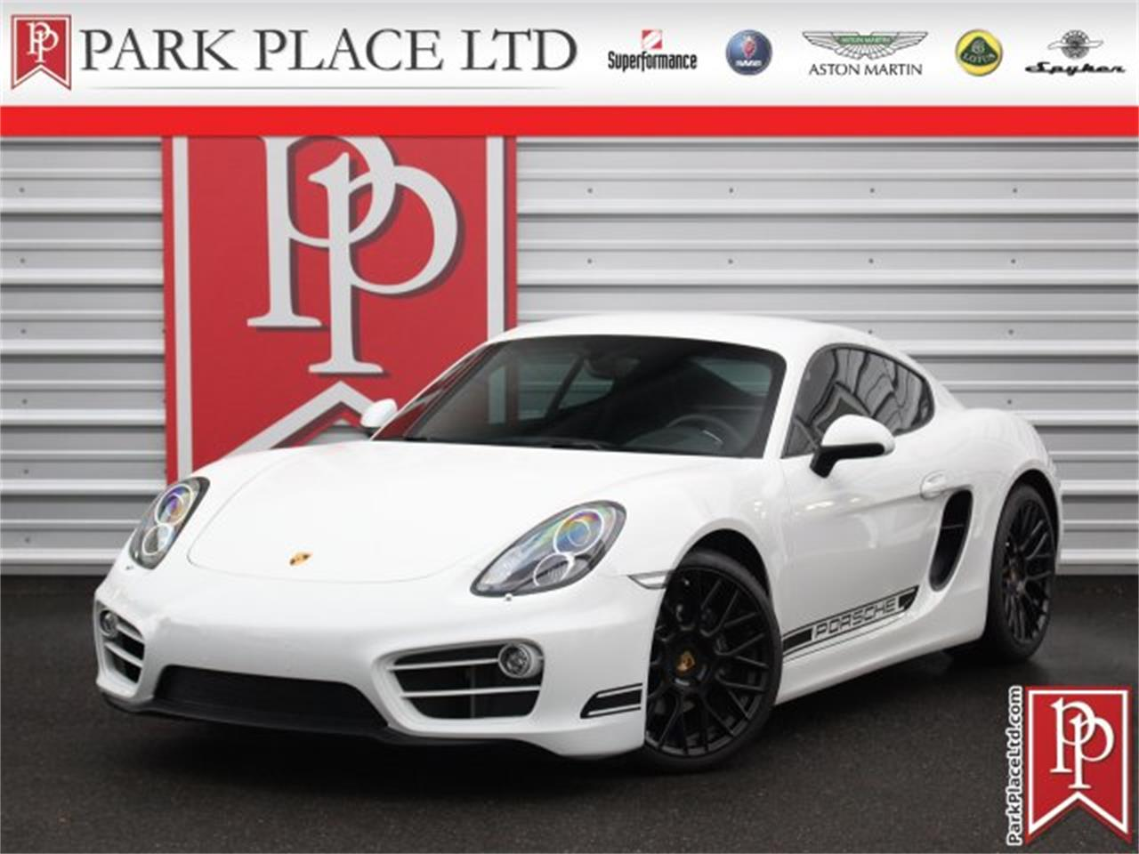 Large Picture of 2014 Porsche Cayman located in Bellevue Washington - $42,950.00 Offered by Park Place Ltd - Q1WF