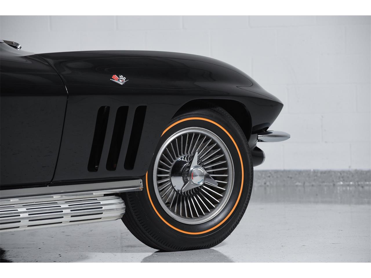 Large Picture of Classic '66 Chevrolet Corvette located in New York - $79,900.00 Offered by Motorcar Classics - Q1WK