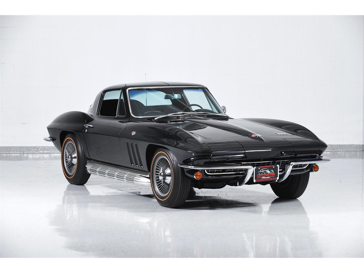 Large Picture of 1966 Chevrolet Corvette - Q1WK