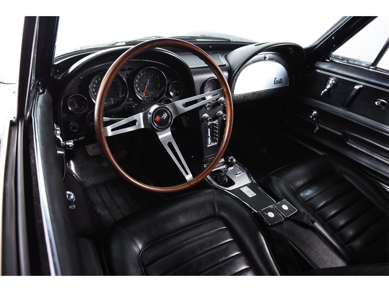 Large Picture of Classic 1966 Corvette located in New York Offered by Motorcar Classics - Q1WK