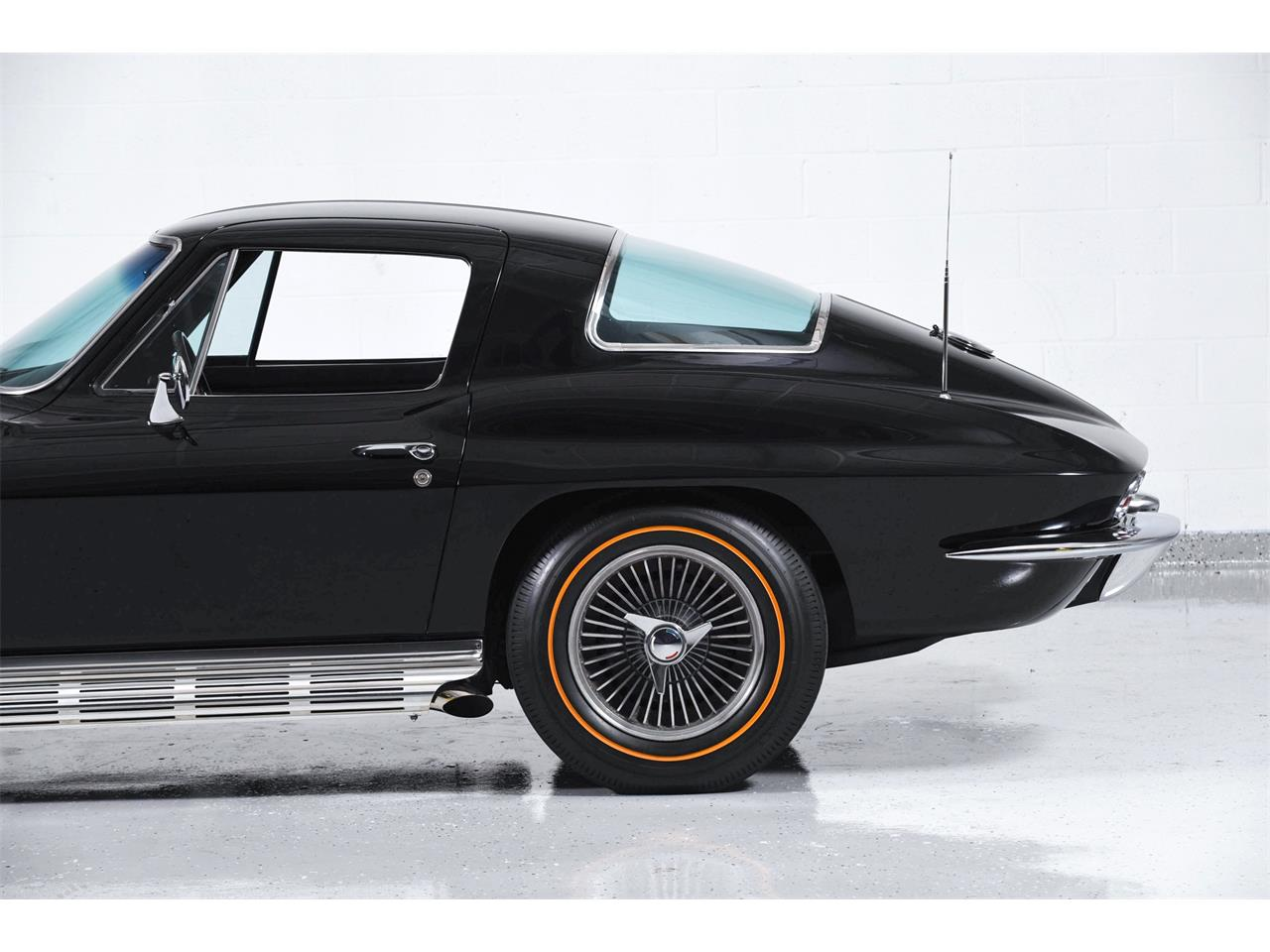 Large Picture of Classic '66 Corvette located in New York Offered by Motorcar Classics - Q1WK