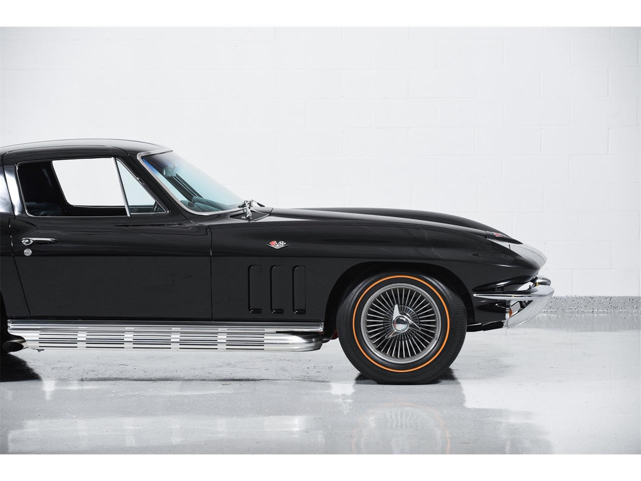 Large Picture of '66 Corvette located in Farmingdale New York Offered by Motorcar Classics - Q1WK