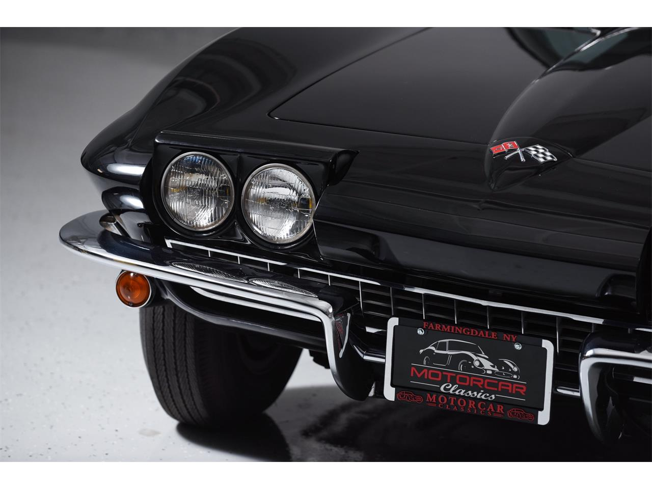 Large Picture of '66 Corvette Offered by Motorcar Classics - Q1WK