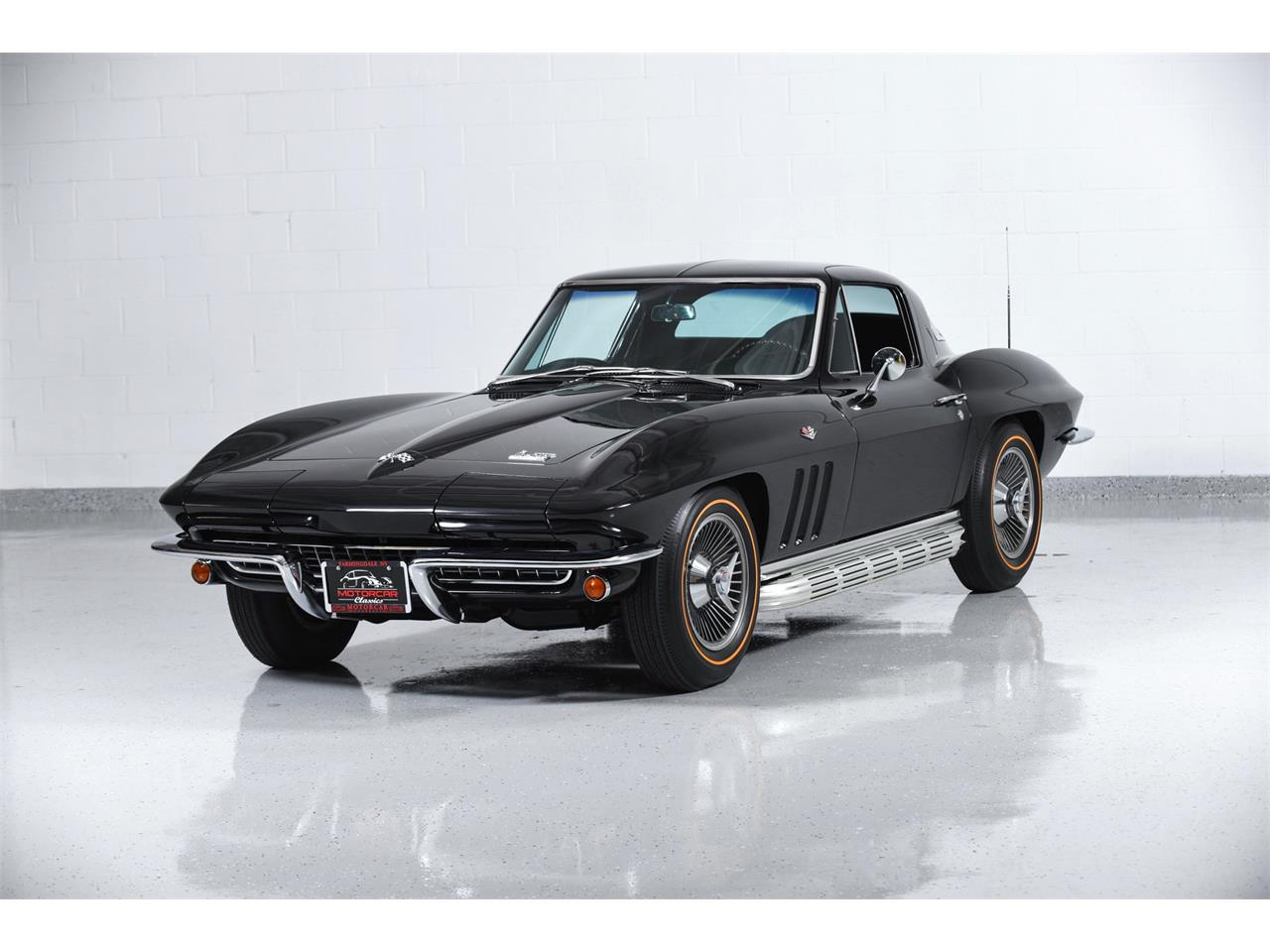 Large Picture of '66 Corvette located in New York - $79,900.00 Offered by Motorcar Classics - Q1WK