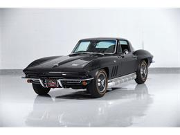 Picture of 1966 Corvette located in New York Offered by Motorcar Classics - Q1WK