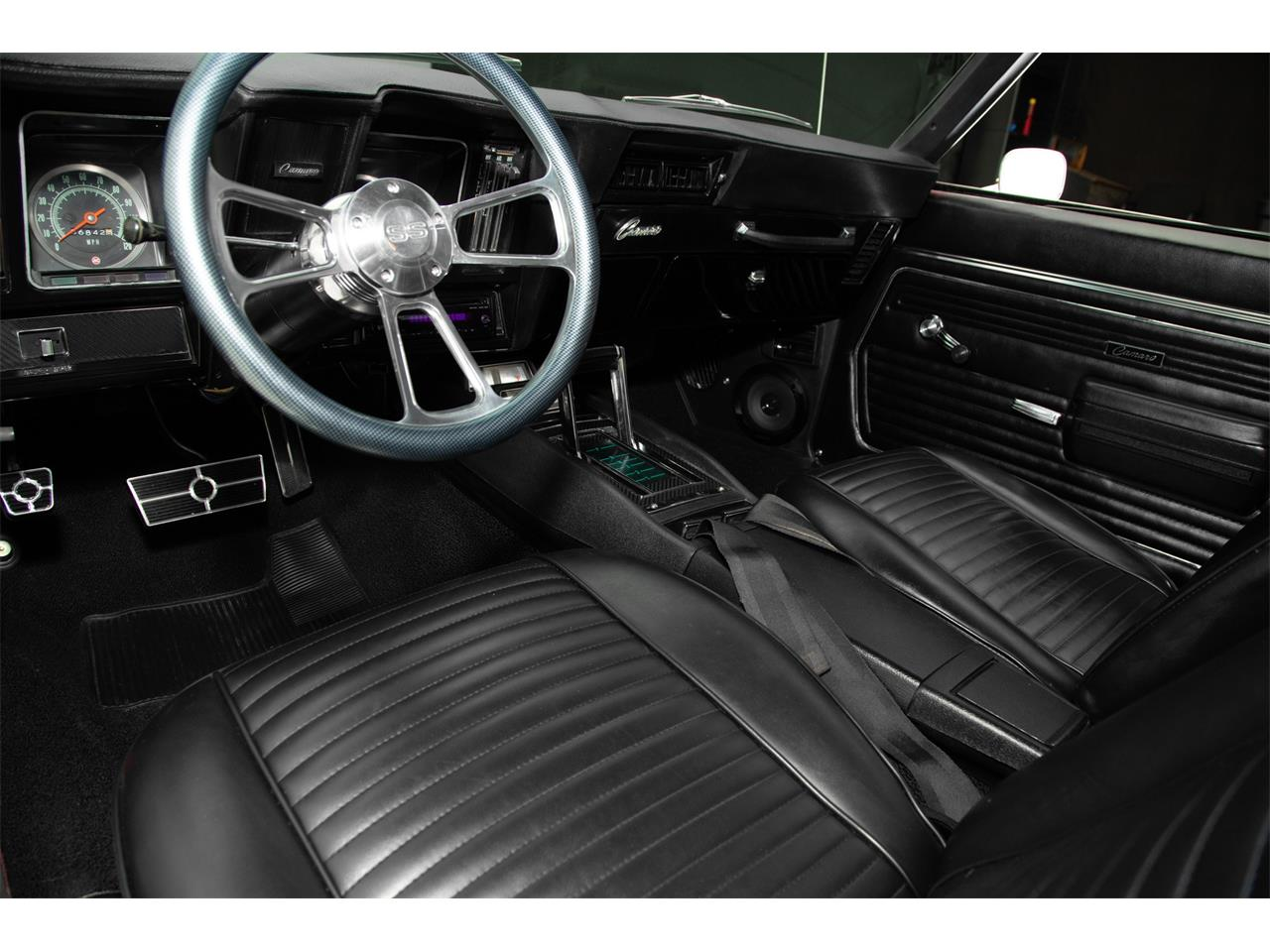 Large Picture of '69 Camaro - Q1WM