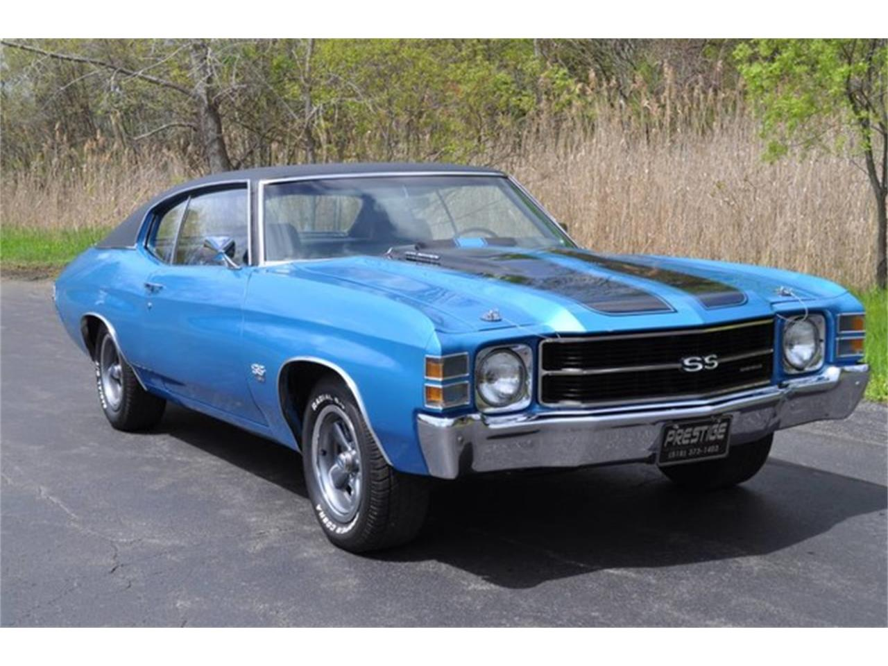 Large Picture of '71 Chevrolet Chevelle Offered by Prestige Motor Car Co. - Q1WQ