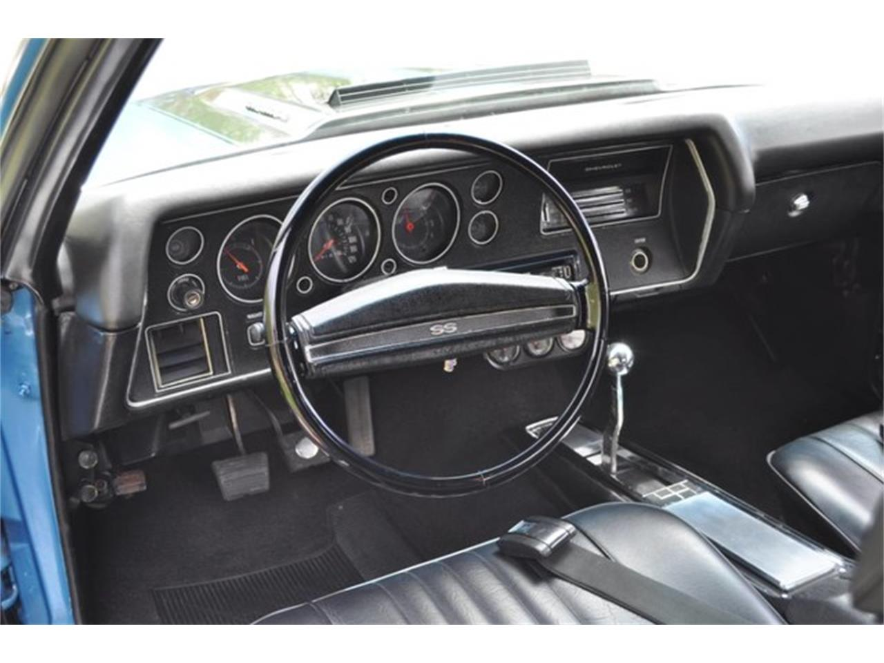 Large Picture of 1971 Chevrolet Chevelle located in Clifton Park New York - Q1WQ