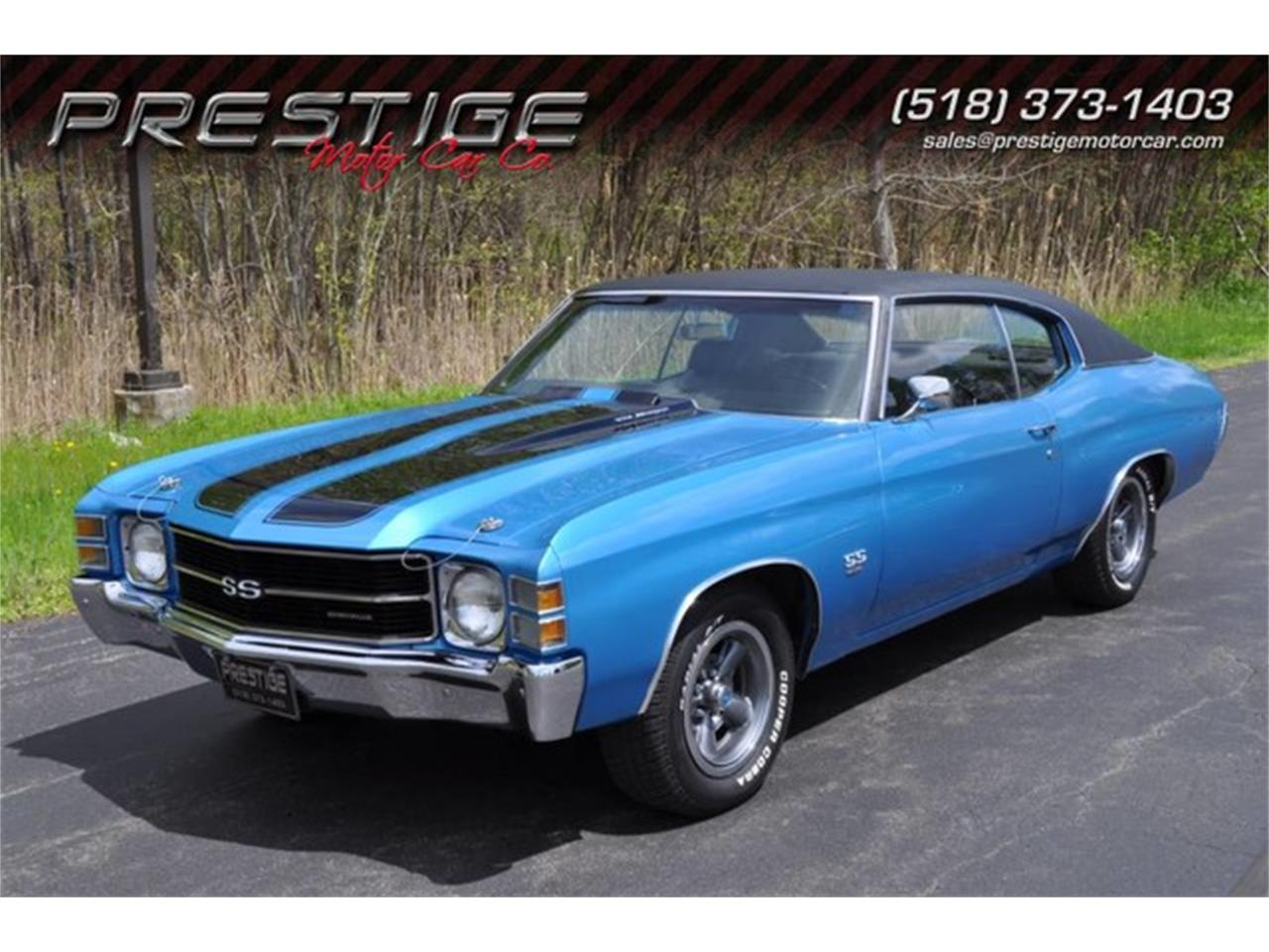 Large Picture of Classic '71 Chevelle located in Clifton Park New York - $44,999.00 - Q1WQ