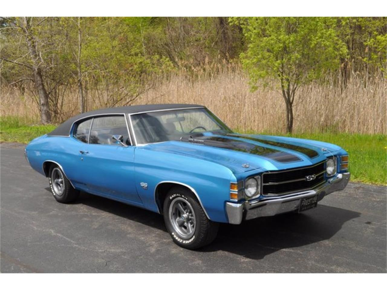 Large Picture of Classic 1971 Chevrolet Chevelle Offered by Prestige Motor Car Co. - Q1WQ
