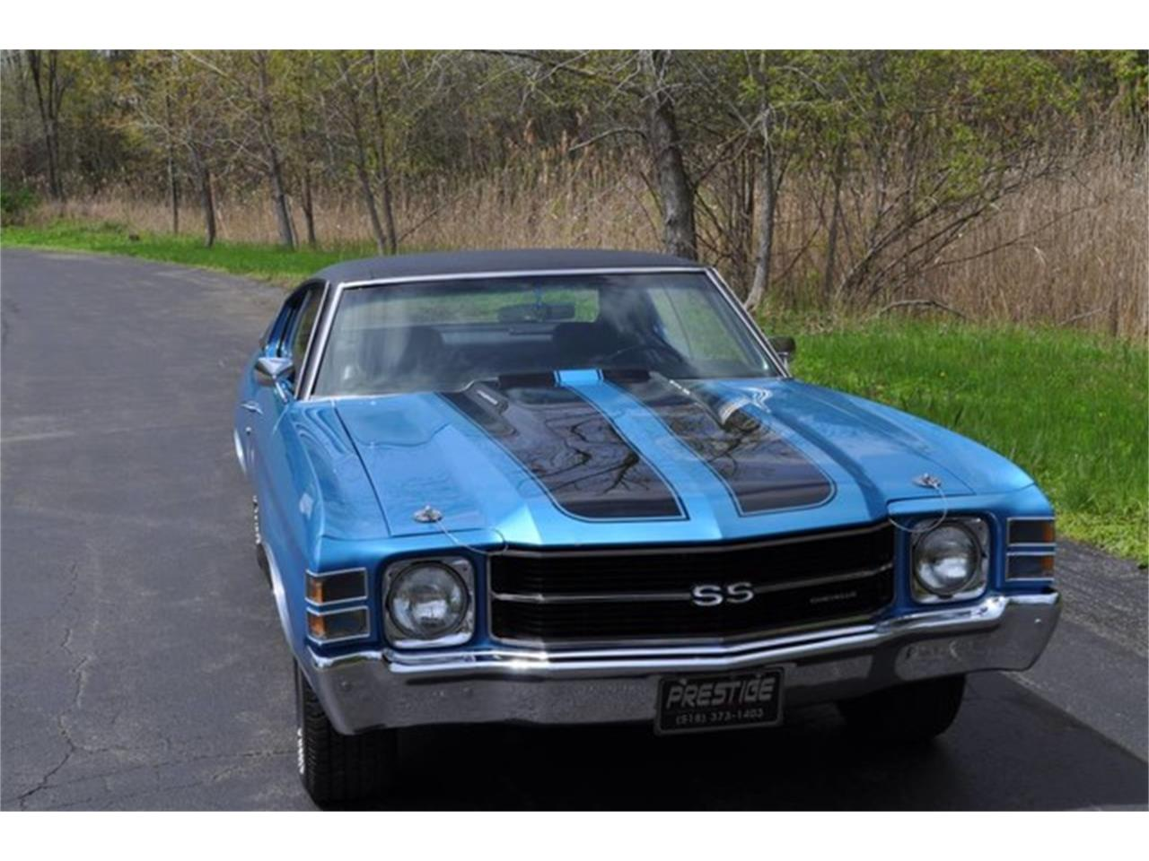 Large Picture of 1971 Chevelle Offered by Prestige Motor Car Co. - Q1WQ