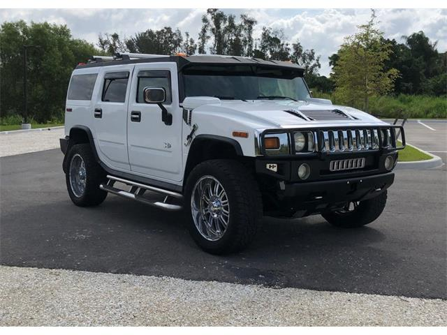 Picture of 2003 Hummer H2 located in Tulsa Oklahoma - Q1WT