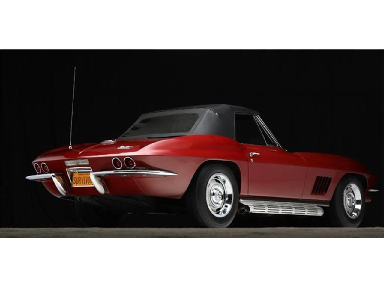 Large Picture of Classic '67 Corvette located in Clifton Park New York Auction Vehicle - Q1X7