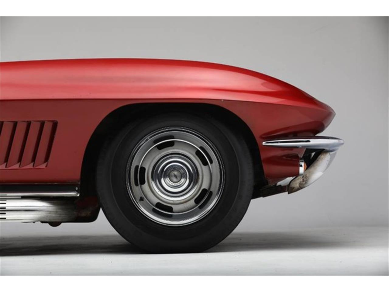 Large Picture of Classic '67 Chevrolet Corvette Auction Vehicle Offered by Prestige Motor Car Co. - Q1X7