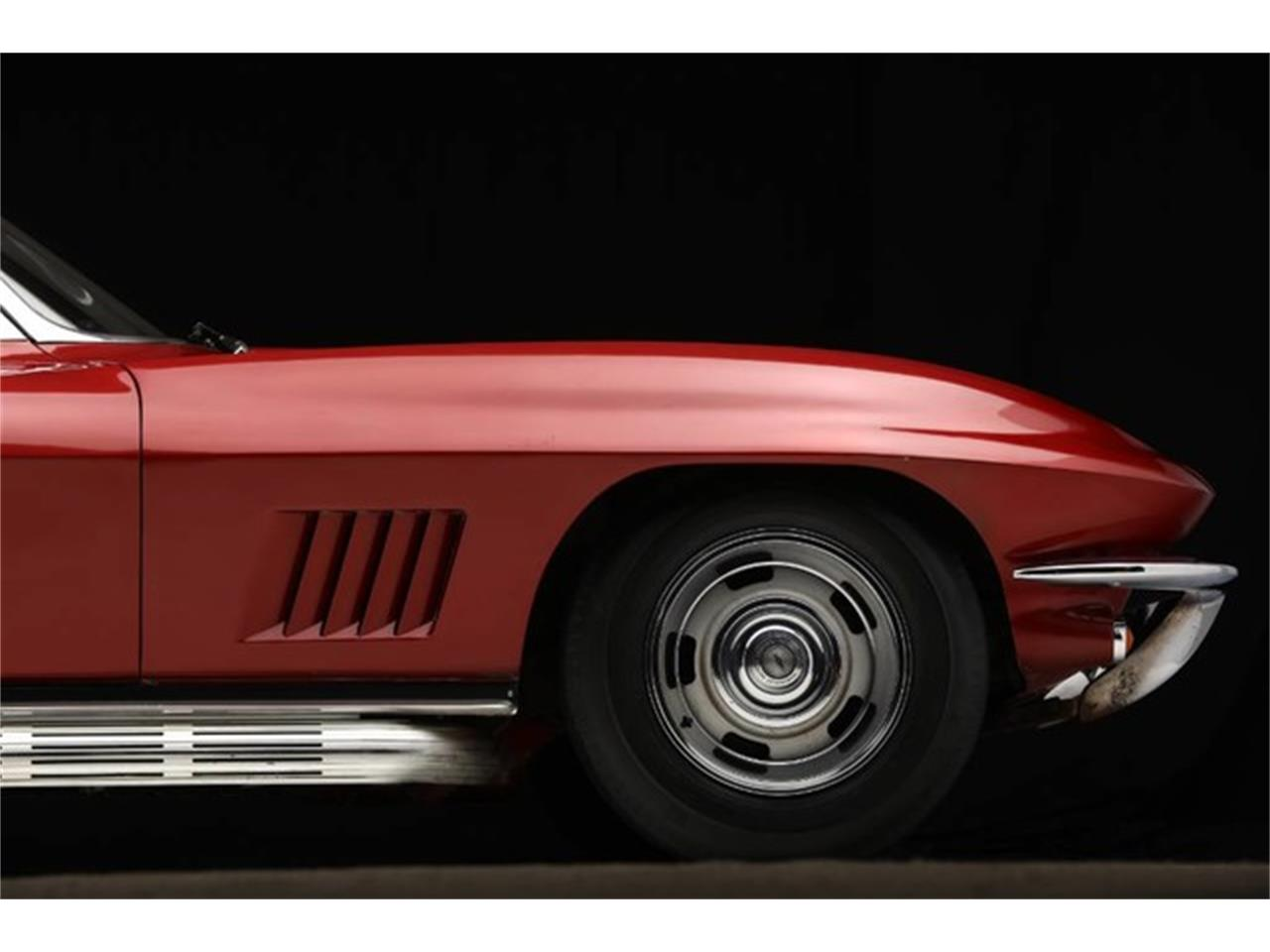 Large Picture of '67 Corvette located in Clifton Park New York Auction Vehicle - Q1X7