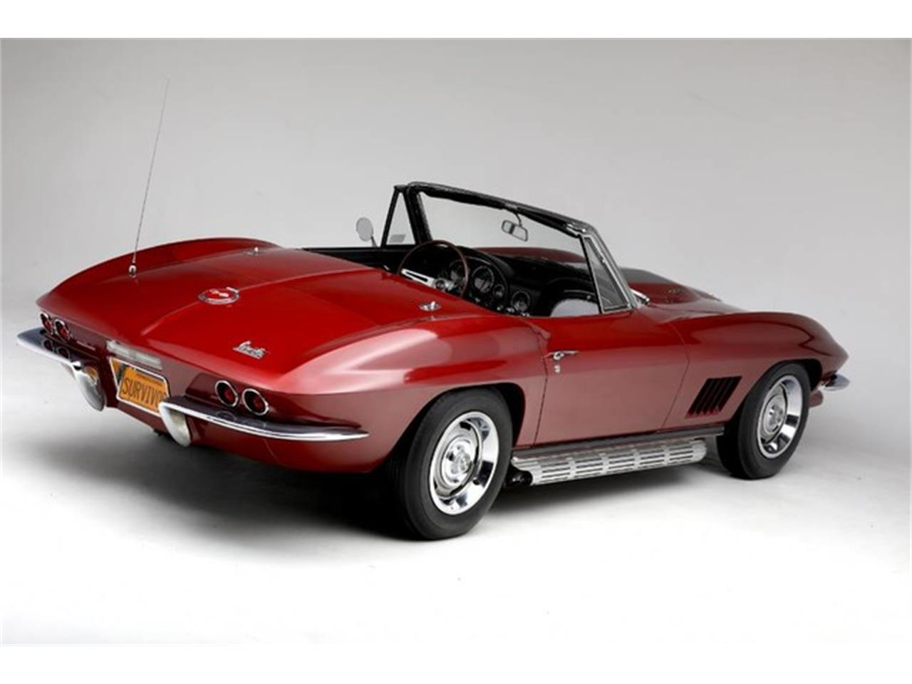 Large Picture of Classic 1967 Chevrolet Corvette Offered by Prestige Motor Car Co. - Q1X7