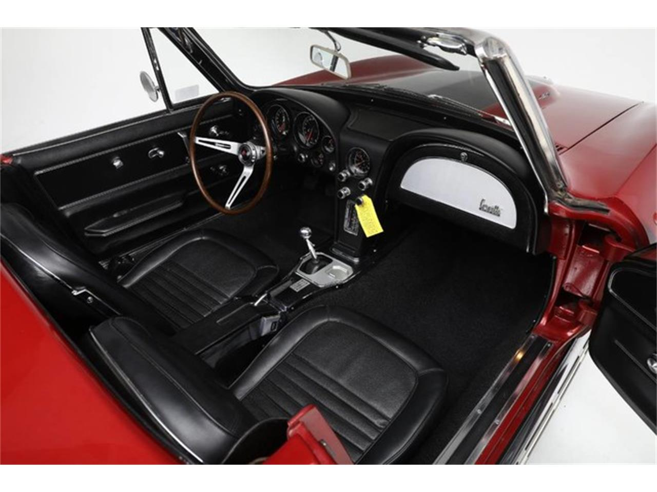 Large Picture of 1967 Corvette located in Clifton Park New York Auction Vehicle Offered by Prestige Motor Car Co. - Q1X7