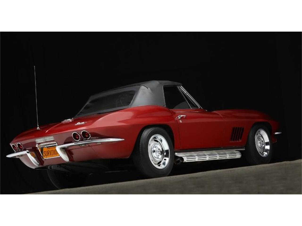 Large Picture of Classic 1967 Chevrolet Corvette located in New York Auction Vehicle Offered by Prestige Motor Car Co. - Q1X7