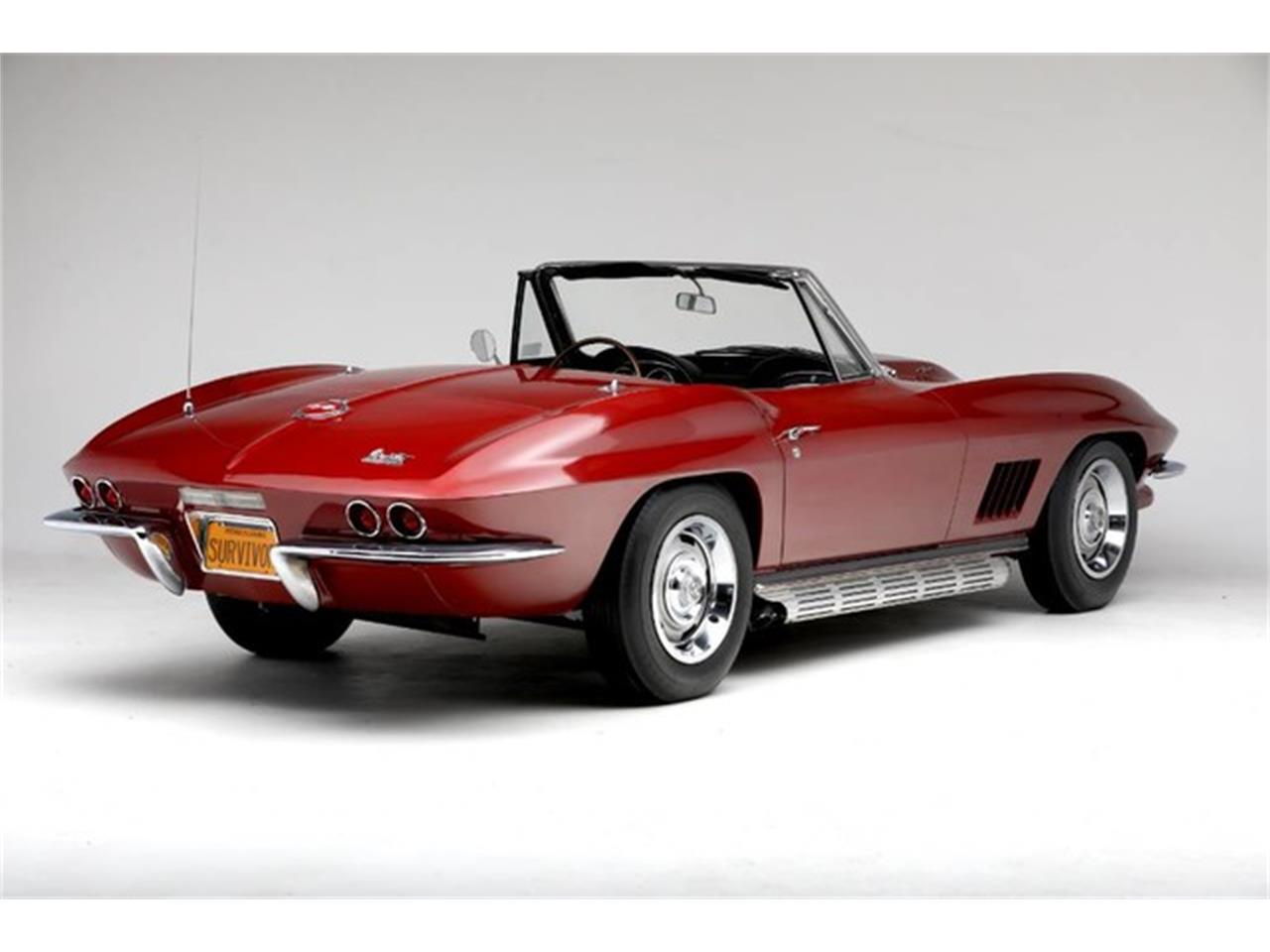 Large Picture of 1967 Corvette located in New York - Q1X7