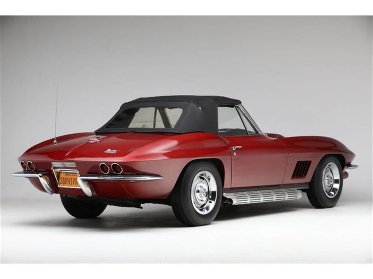 Large Picture of Classic 1967 Corvette located in New York - Q1X7