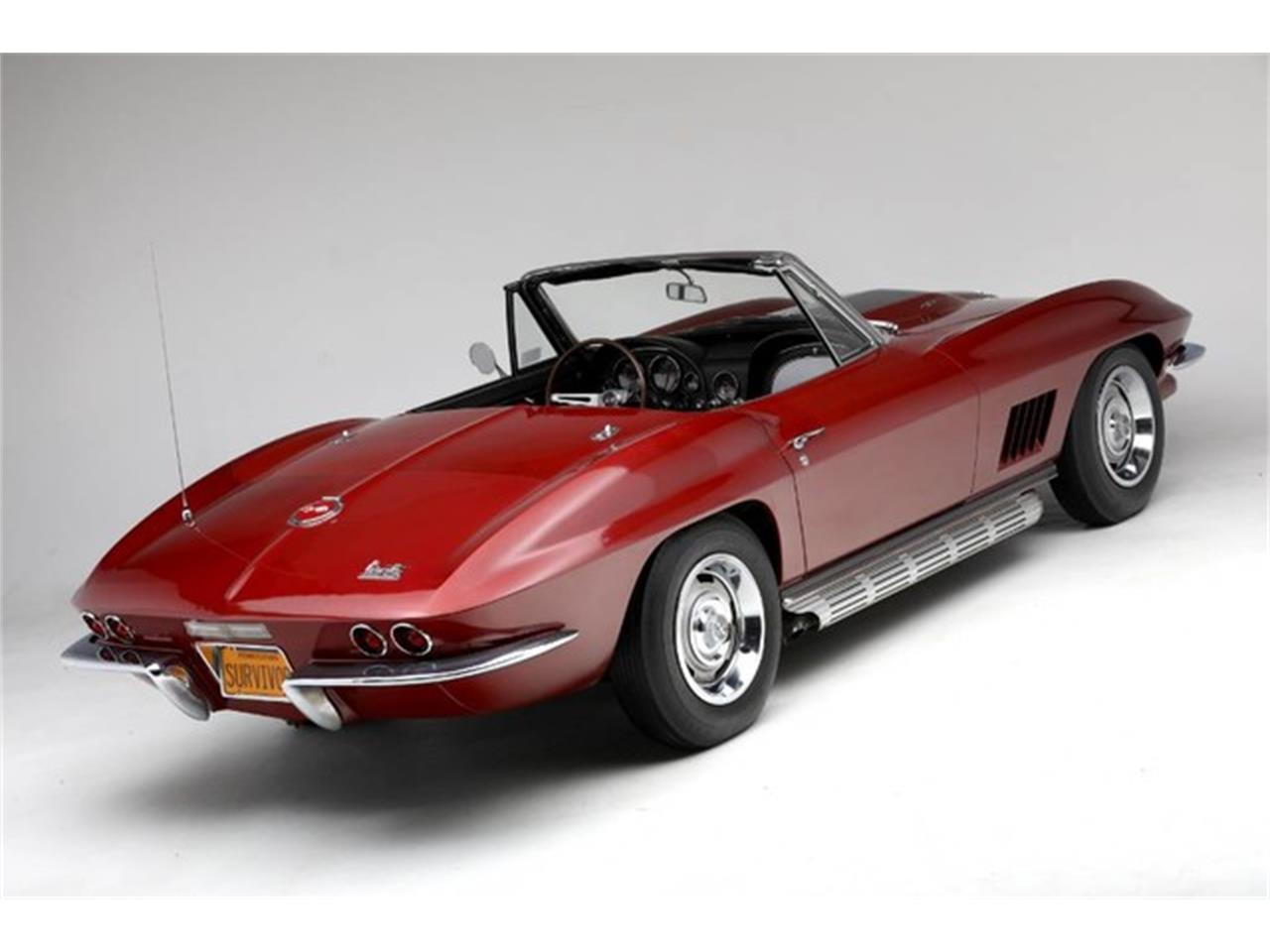 Large Picture of 1967 Corvette Offered by Prestige Motor Car Co. - Q1X7